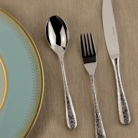 Engraved Flatware