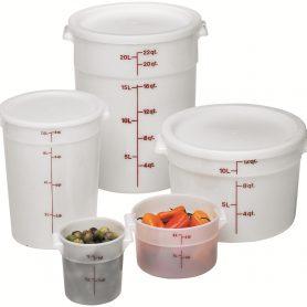 PP Round Storage Container